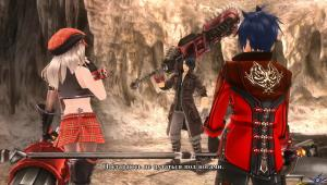 God Eater Resurrection screenshot
