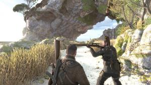 Sniper Elite 4 screenshot