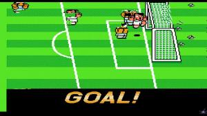 Kunio-kun no Nekketsu Soccer League screenshot